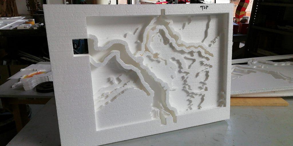 ijsseldelta maquette